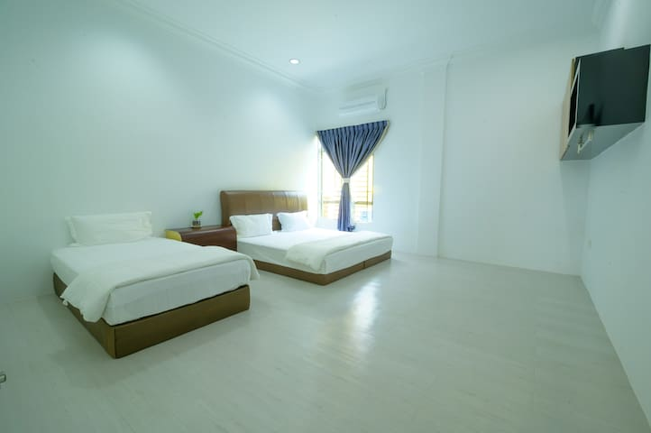 Mersing Maple Villa ROOM D