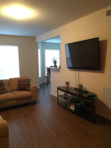 Apartment in NW Houston for Super Bowl 2017