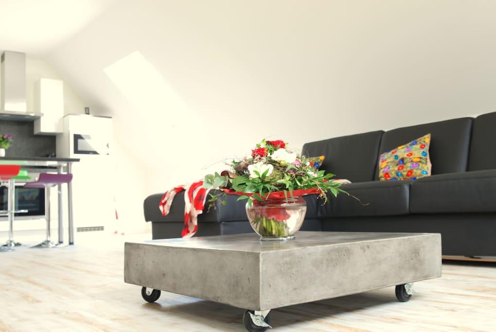 willkommen bei anna bernd apartments zur miete in m lheim an der ruhr nordrhein westfalen. Black Bedroom Furniture Sets. Home Design Ideas