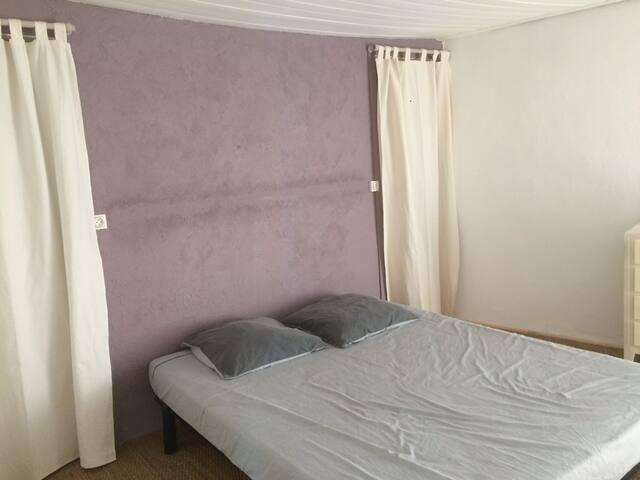 Chambre (lit 160 + 90)...