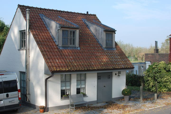 Charming Holiday Home in Damme with Private Garden