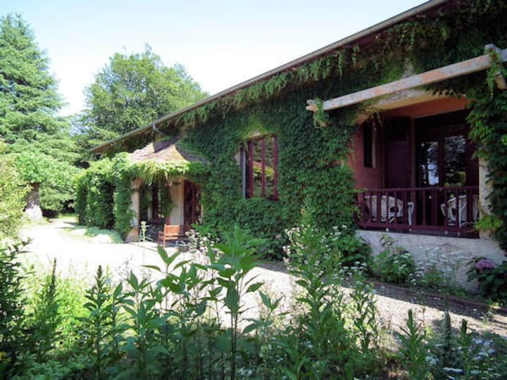 La Passagère, 3 km de Vichy, chambre De Roncourt