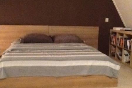 Nijmegen A big double bedroom - Nijmegen