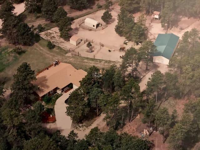 Peak Ranch House