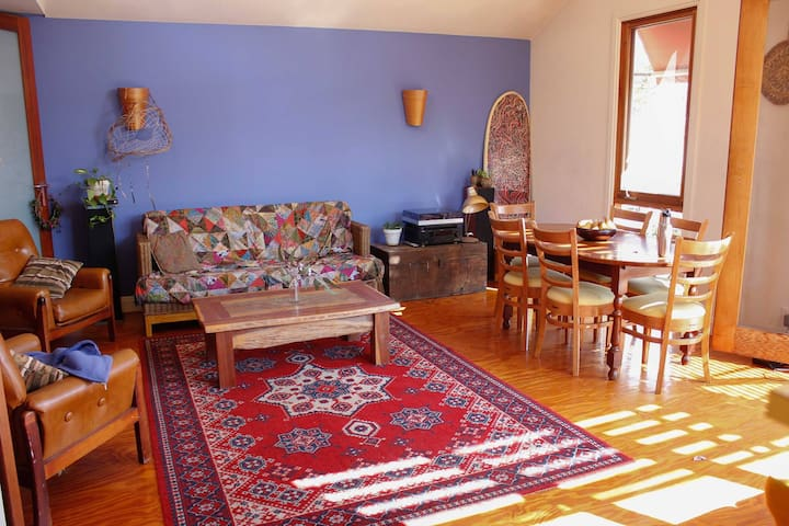 Large, sunny room in Brunswick East