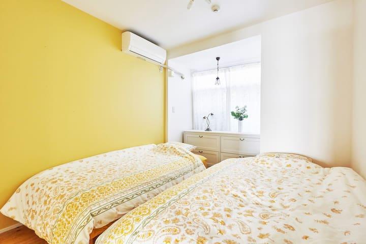 Convenient cozy fun space in Tokyo.Room102