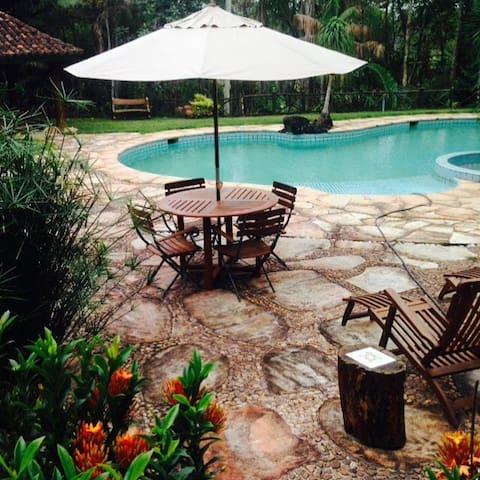 Guest House Tânia Alves - Chalé