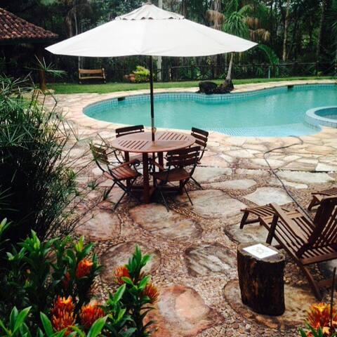 Guest House Tânia Alves - Casa do lago