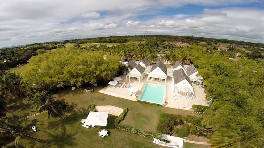 Miralejos your luxury estate beach front villa