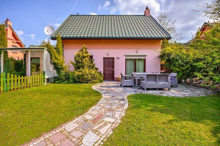 Holiday House at the Baltic Sea