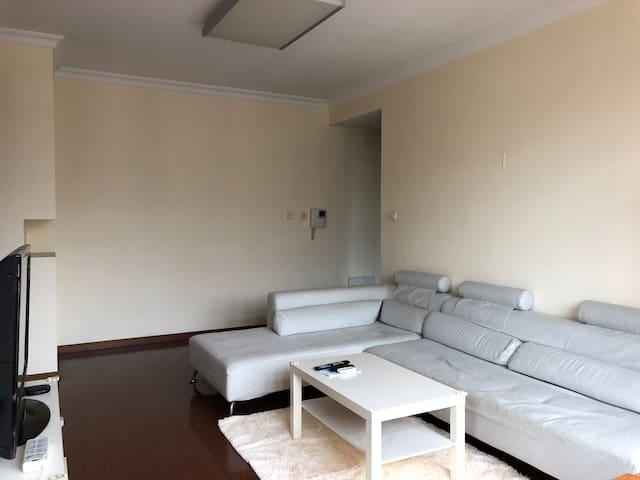 客厅超长拐角沙发