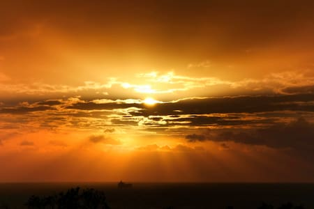 Ocean Sunrise - Forresters Beach - Ev