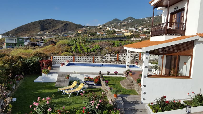 Perfect for a peaceful and relaxed time - Villa de Mazo