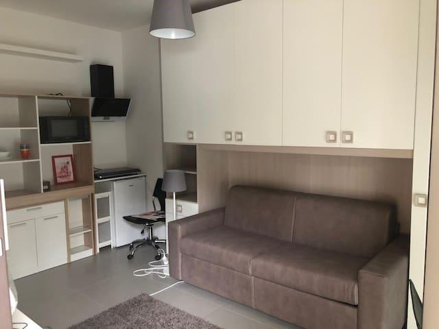 San Siro mono apartment