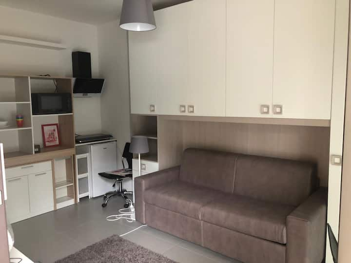 San Siro mono apartment