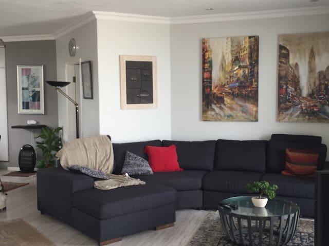 Beachfront luxury apartment Swakop - Molensicht