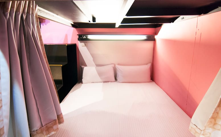 Double Bed Dorm (Shared room style)