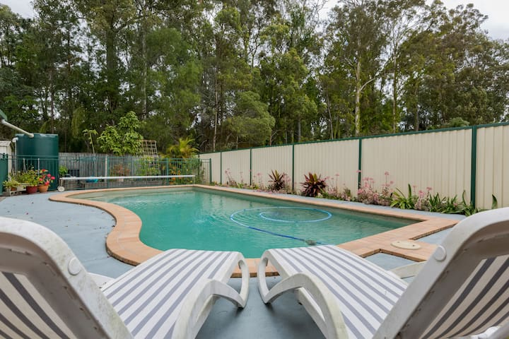 A relaxed location, & Easy drive to City - Nerang