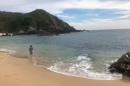 Casa Mar Secreto, Rooms for fishing days 🏝🏡Relax