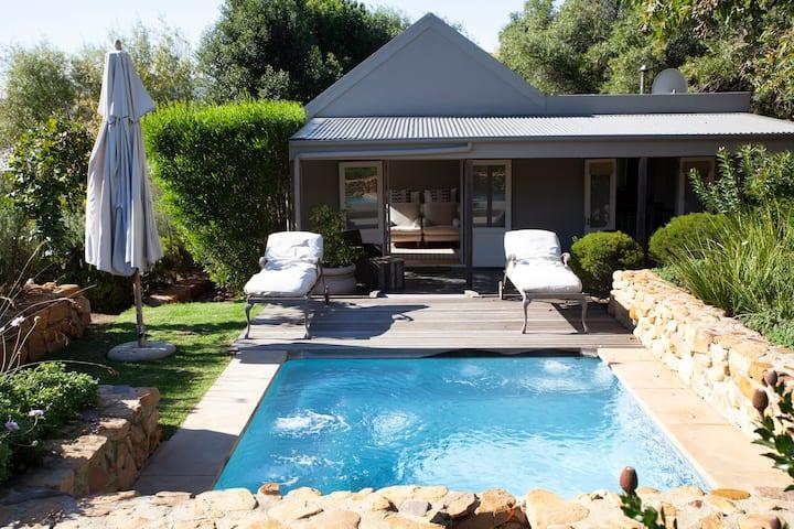 Luxury 5* Cottage in Franschhoek