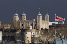 Small Single Room near the Tower of London