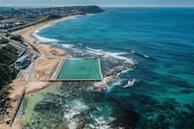 We are only half an hours drive from some of NSW's most glorious beaches! Merewether NSW