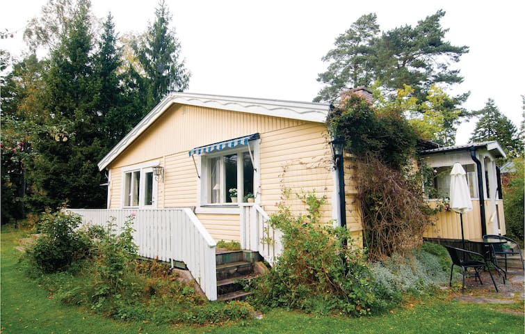 Holiday cottage with 2 bedrooms on 74m² in Gotlands Tofta
