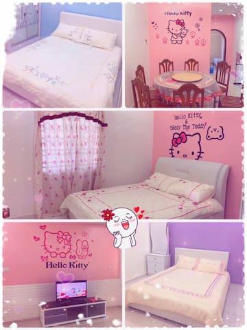 Malacca Melaka HelloKitty Home