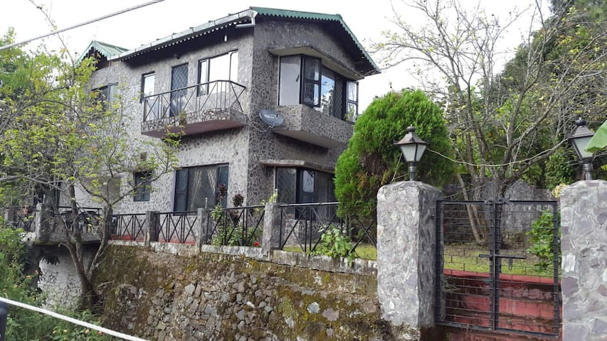 God's Grace Cottage, Bhimtal, Nainital - Bhimtal - Villa