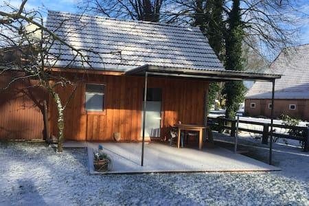 Charmantes, kleines Ferienhaus auf dem Land - Bülstedt