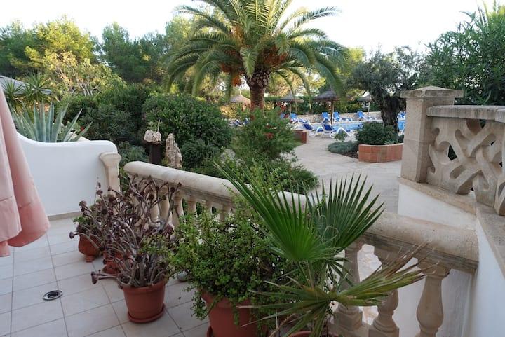 """Appartment """"La Ardilla"""" - Cala Santanyi - Mallorca"""