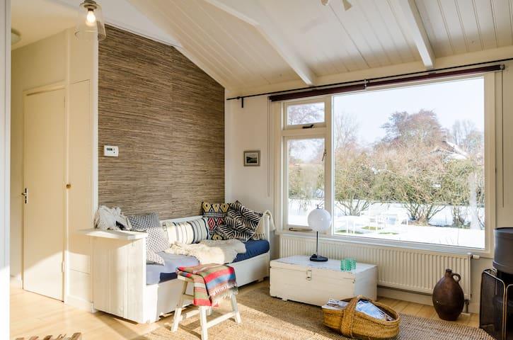 """Beach House """"Sand & Dunes"""" - Noordwijk - Cabaña"""