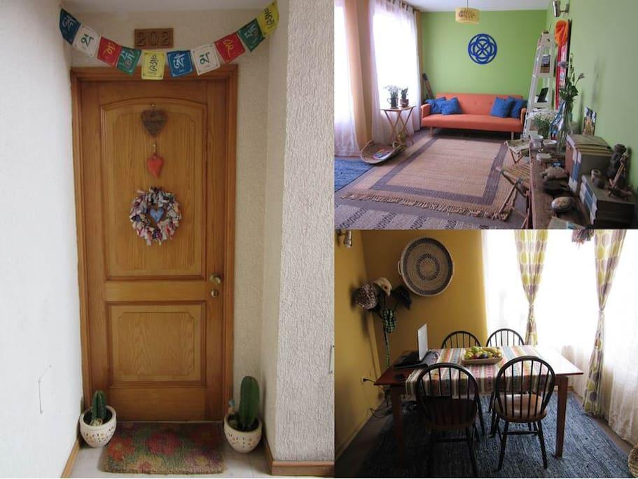 Habitacion Ambiente Familiar Of Habitaci N Departamento Familiar Apartments For Rent In