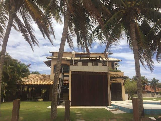 Casa em Praia Seca com deck de frente para a Lagoa