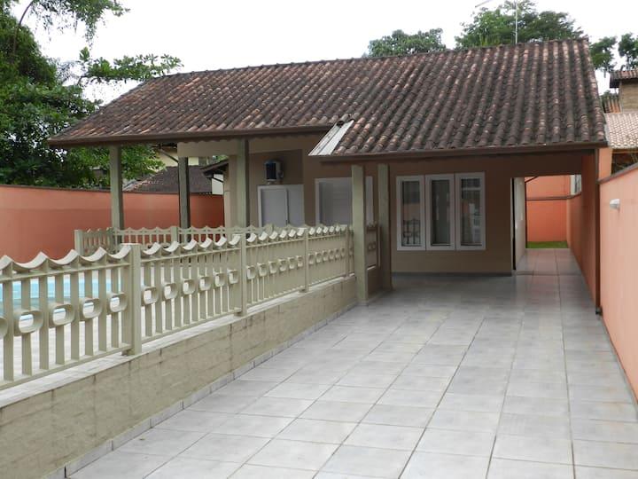 Casa condomínio Mar Verde 2 - Caraguatatuba