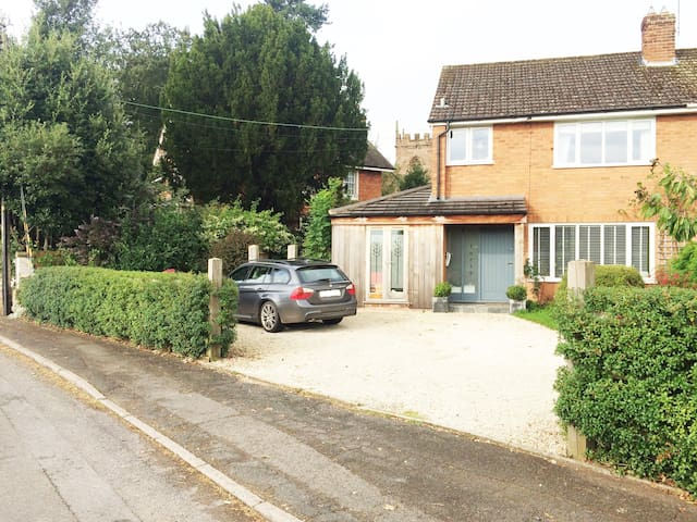 Family 3 bed home - Edgmond - Hus