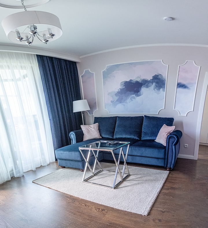 VivienApart, apartament na granicy Sopotu i Gdyni