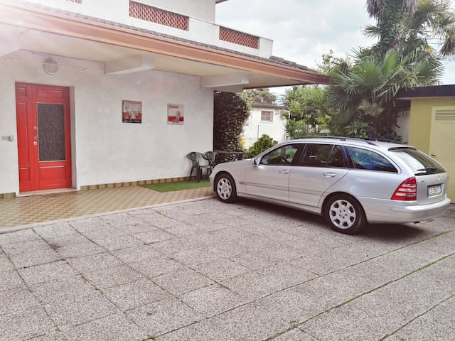 Car Parking Free inside the property