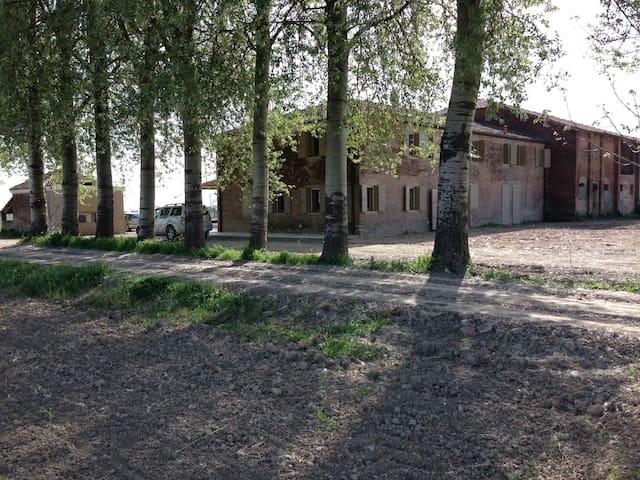Agriturismo Ferrara Chalet - Vigarano Mainarda - Srub