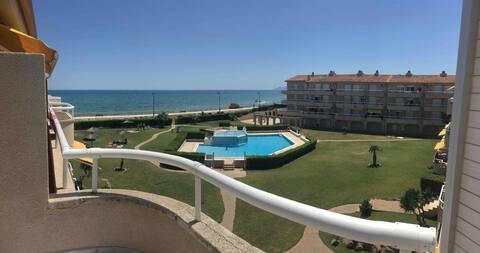 Apartamento delante del mar en el Estartit