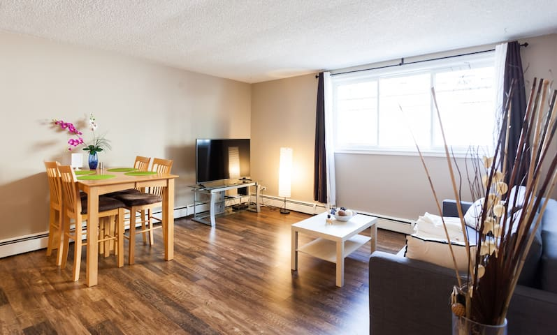 Beautiful 1Bdm Apartment in Mission Calgary! # 2