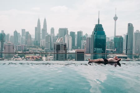 Regalia KL view with Comfort Stay - Kuala Lumpur - Lejlighed