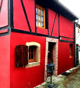 Typical Small House in the Obernai city center - Obernai - House - 1