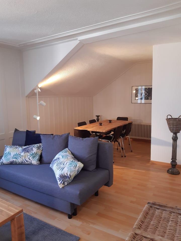 spezielle Wohnung in Goldach
