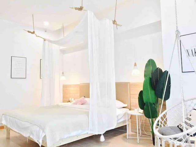 爱琴海 北欧 高清观影公寓