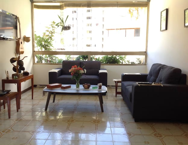 ¡Vista al Ávila en el este de Caracas! - Caracas - Appartement