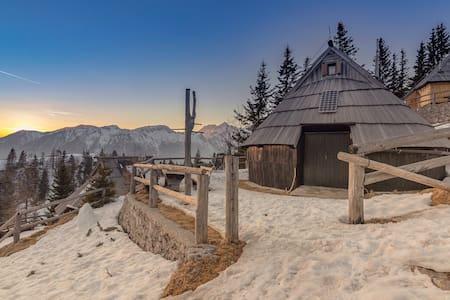 Chalet Resa - Velika planina - Velika Planina - Bungalow