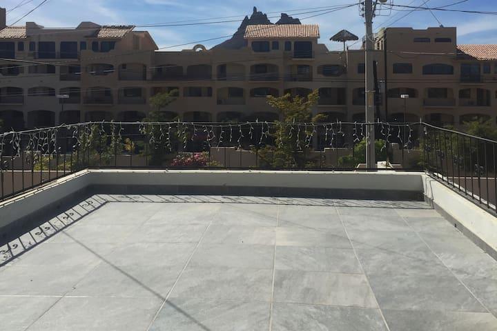 Departamento - terraza, frente a Marina San Carlos