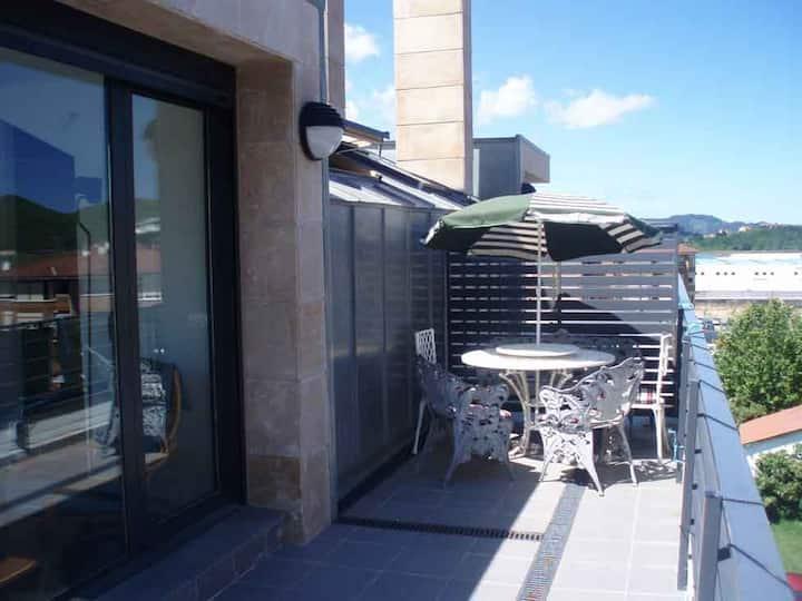 Ático Duplex con gran terraza