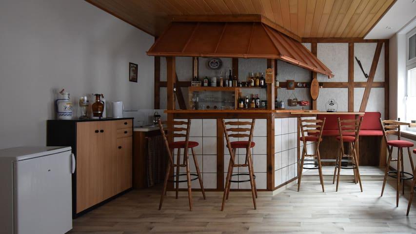 """Appartement in St. Andreasberg """"Haus Altstadt"""""""